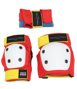 Pro-Tec Junior Street Gear 3 Pack - Retro