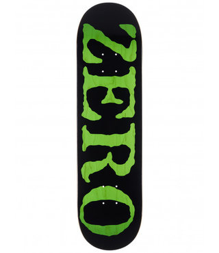 "8.25"" Zero Price Point Skateboard Deck - OG Font"