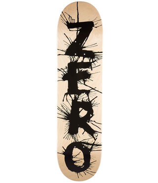 "8.375"" Zero Price Point Skateboard Deck - Disorder"