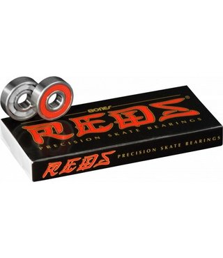 Bones Reds Skateboard Bearings - Set of 8