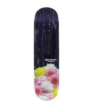 "8"" Birdhouse Skateboard Deck - Armanto Flowers"