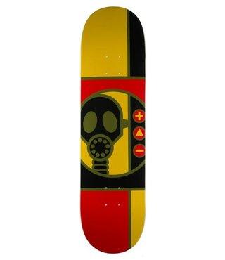 "8.375"" Alien Workshop Skateboard Deck - Gas Mask"