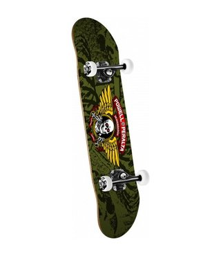"7.5"" Powell Peralta Skateboard Complete - Winged Ripper"