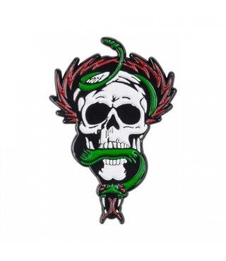 Powell Peralta Lapel Pin - McGill Skull and Snake