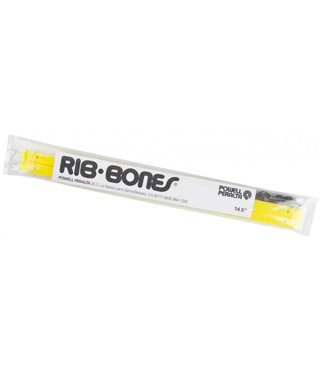 Powell Peralta Skateboard Rails - Rib Bone Rails Yellow