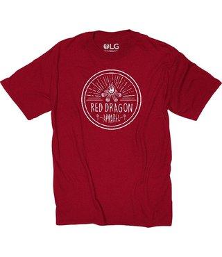RDS T-Shirt Camp - Cardinal