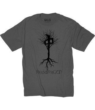 RDS T-Shirt Dead Tree - Charcoal