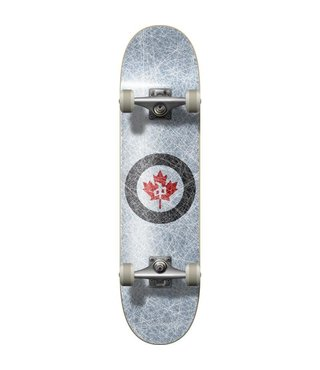 "7.5"" x 30.6"" RDS Royal Canadian Skateboard Complete"