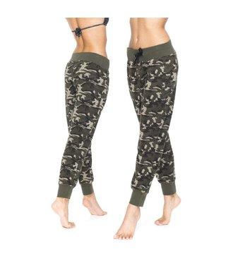 RDS Women's Sweatpants Lady Jaye - Camo