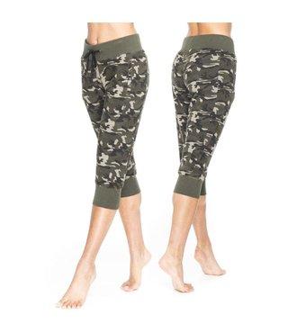 RDS Women's Shields Capri Pants - Camo