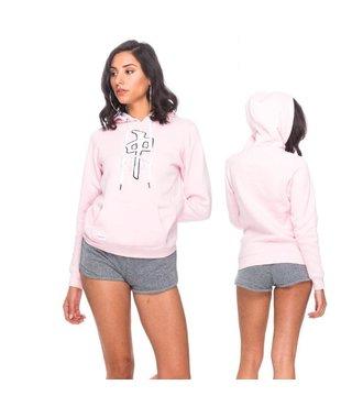 RDS Women's Hoodie OG Chenille - Pink/White