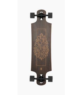 Drop Hammer Walnut Longboard Complete