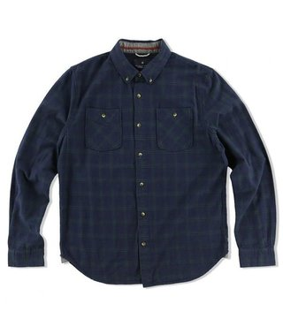 BLUE BUCK FLANNEL