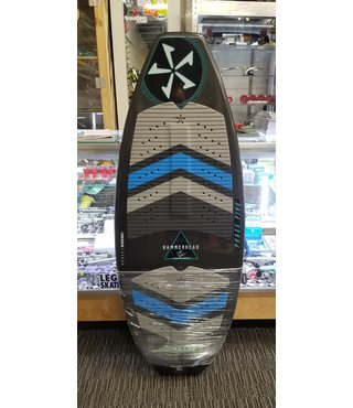 "53"" Phase Five Hammerhead Wake Skimboard - Blue Bottom"