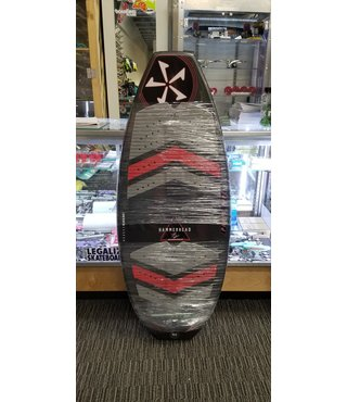 "50"" Phase Five Hammerhead Wake Skimboard - Red Bottom"