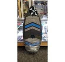 "51"" Phase Five Diamond Turbo Wake Skimboard - Blue Bottom"