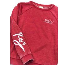 Girl's 7-14 Pompom Fleuri Disney Sweatshirt