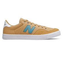New Balance Numeric Shoes 212 - Yellow/Blue