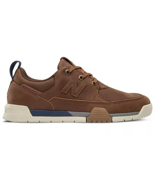 New Balance All Coasts 562 Shoes - Brown with Navy