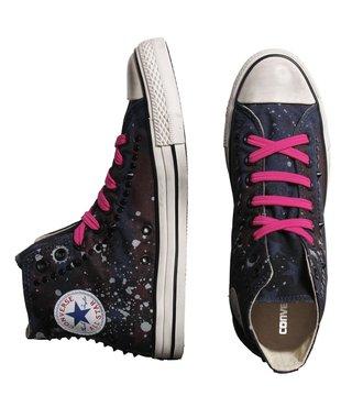 U-Lace Classic No-Tie Shoe Laces - Hot Pink