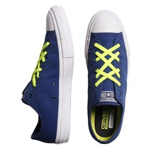 U-Lace Classic No-Tie Shoe Laces - Neon Yellow