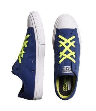 U-Lace Classic No-Tie Shoe Laces - Neon Yellow