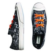 U-Lace Classic No-Tie Shoe Laces - Neon Orange