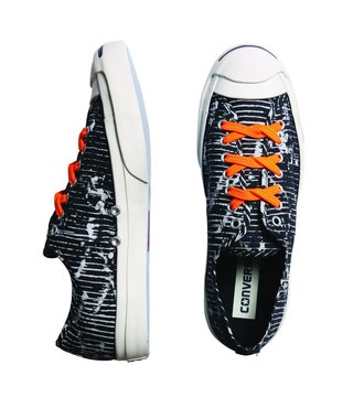 U-Lace Classic No-Tie Shoe Laces - Neon Orange