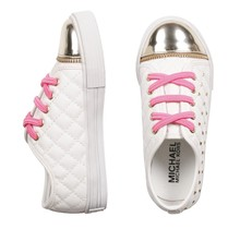 U-Lace Kiddos No-Tie Shoe Laces - Shocking Pink