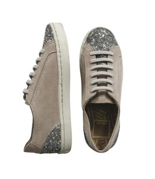 U-Lace Kiddos No-Tie Shoe Laces - Metallic Silver