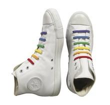 U-Lace Kiddos No-Tie Shoe Laces - Rainbow