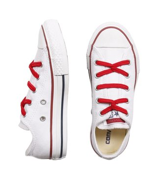 U-Lace Kiddos No-Tie Shoe Laces - Scarlet