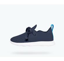 Native Apollo Moc Child Shoes - Regatta Blue/White