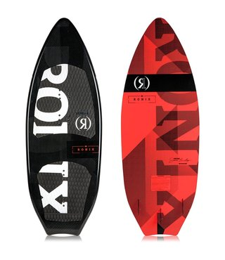 "4' 9"" Ronix Modello Core Fish Skim Wakesurf Board"