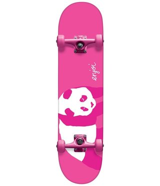 enjoi Hi. My Name Is Pinky 8.0 Resin Complete Skateboard