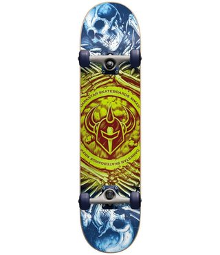 Darkstar Remains Lime 7.75 First Push Premium Complete Skateboard