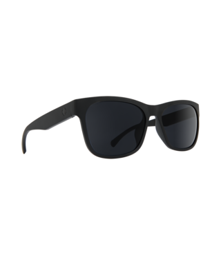 Spy Sundowner Matte Black Sunglasses w/ Gray Lenses