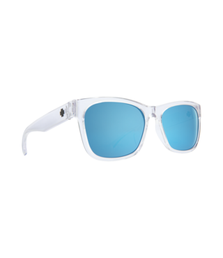 Spy Sundowner Crystal Sunglasses w/ Gray Dark Blue Spectra Lenses