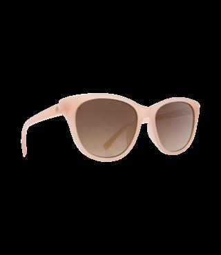 Spy Spritzer Translucent Blush Sunglasses w/ Bronze Fade Lenses