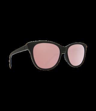Spy Spritzer Matte Black Sunglasses w/ Bronze Rose Quartz Spectra Lenses
