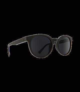 Spy Hi-Fi Matte Black Sunglasses w/ Gray Lenses