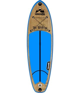 Cascadia Whitecap 11' Stand Up Inflatable Paddle Board Set