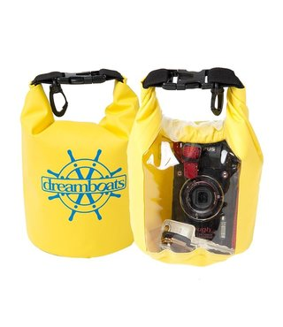 Dreamboats 1.5L Yellow Dry Bag