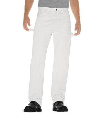 Dickies Painter's Utility Pants - White