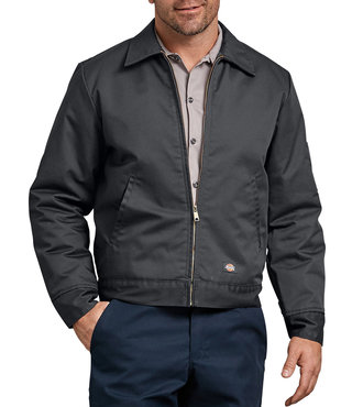 Dickies Insulated Eisenhower Jacket - Charcoal Gray
