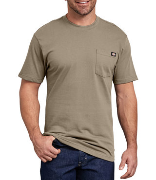 Dickies Two Pack T-Shirts - Desert Khaki