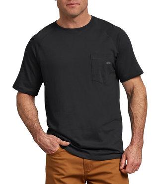 Dickies Temp-iQ™ Performance Cooling T-Shirt - Black
