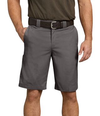 "Dickies Flex 11"" Relaxed Fit Work Short - Gravel Grey"