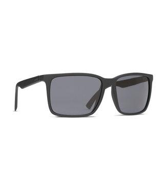VonZipper Lesmore Sunglasses - Black Satin / Grey