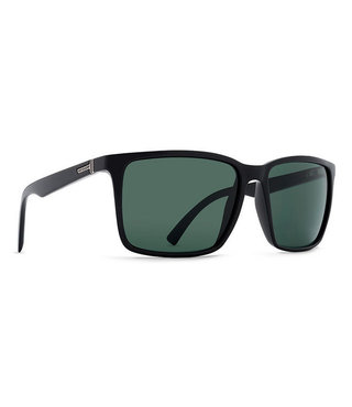 VonZipper Lesmore Sunglasses - Black Gloss / Vintage Grey